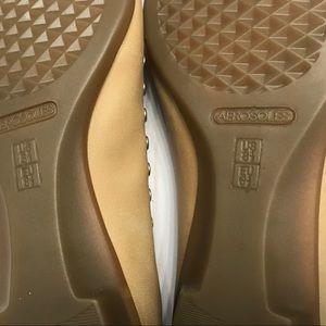 AEROSOLES Shoes - Aerosoles Nude Studded Flat
